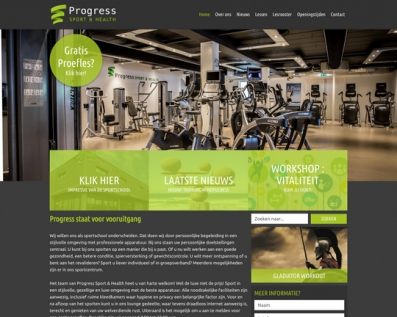 Progress Sport & Health