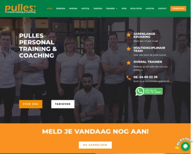 Pulles Personal Training & Coaching