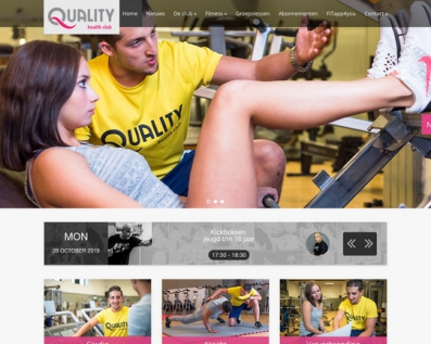 Quality Health Club